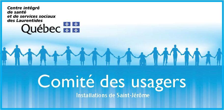 Comité des usagers de Saint-Jérôme